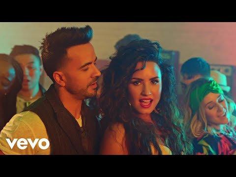 Le clip de Demi Lovato et Luis Fonsi vient de sortir ; Échame la Culpa cartonnera cet été 2018
