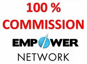 Gagnez 100% de commissions