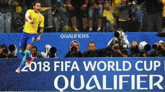 Neymar Sukses Memastikan Brazil Lolos ke Piala Dunia 2018 – Piala Dunia 2018