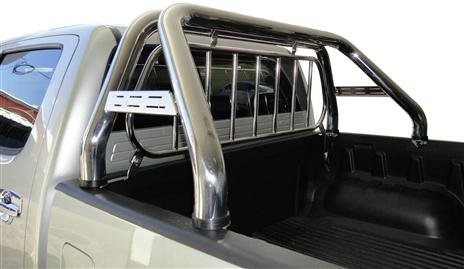 GRILLE DE PROTECTION POUR ROLL BAR INOX Ø70 ME888563 - Ref : ME8