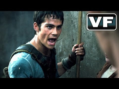 #Buzz ▶ #LELABYRINTHE - Bande Annonce Film VF