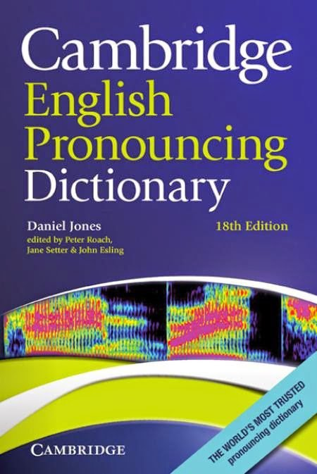 Cambridge English Pronunciation Dictionary 18 Edition 2014 Full And Final Version Free Download With Crack