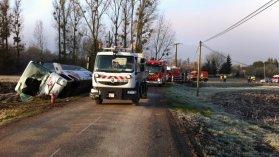 Accident du bus scolaire à Einville-au-Jard : le lycéen est décédé - France 3 Lorraine