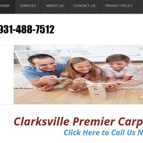 Clarksville Premier Carpet Cleaning of Clarksville Tennessee