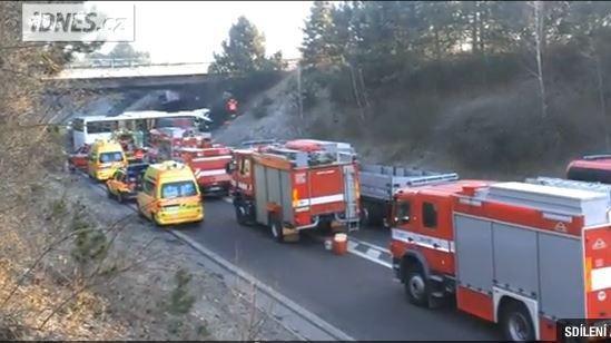 L'accident d'un car de collégiens français en République tchèque fait un mort