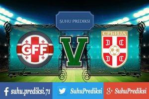 Prediksi Bola Georgia Vs Serbia 25 Maret 2017