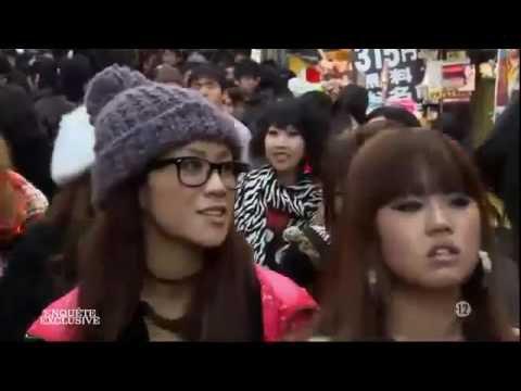 L'humanité par en vrille  :l'Amour et la Sexualité au Japon une crise sans précèdent {Reportage Sociologie}