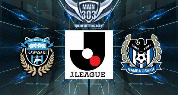 Prediksi Kawasaki Frontale vs Gamba Osaka 4 Oktober 2015