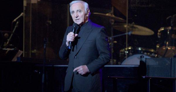 Charles Aznavour nous a quittés à l'âge de 94 ans