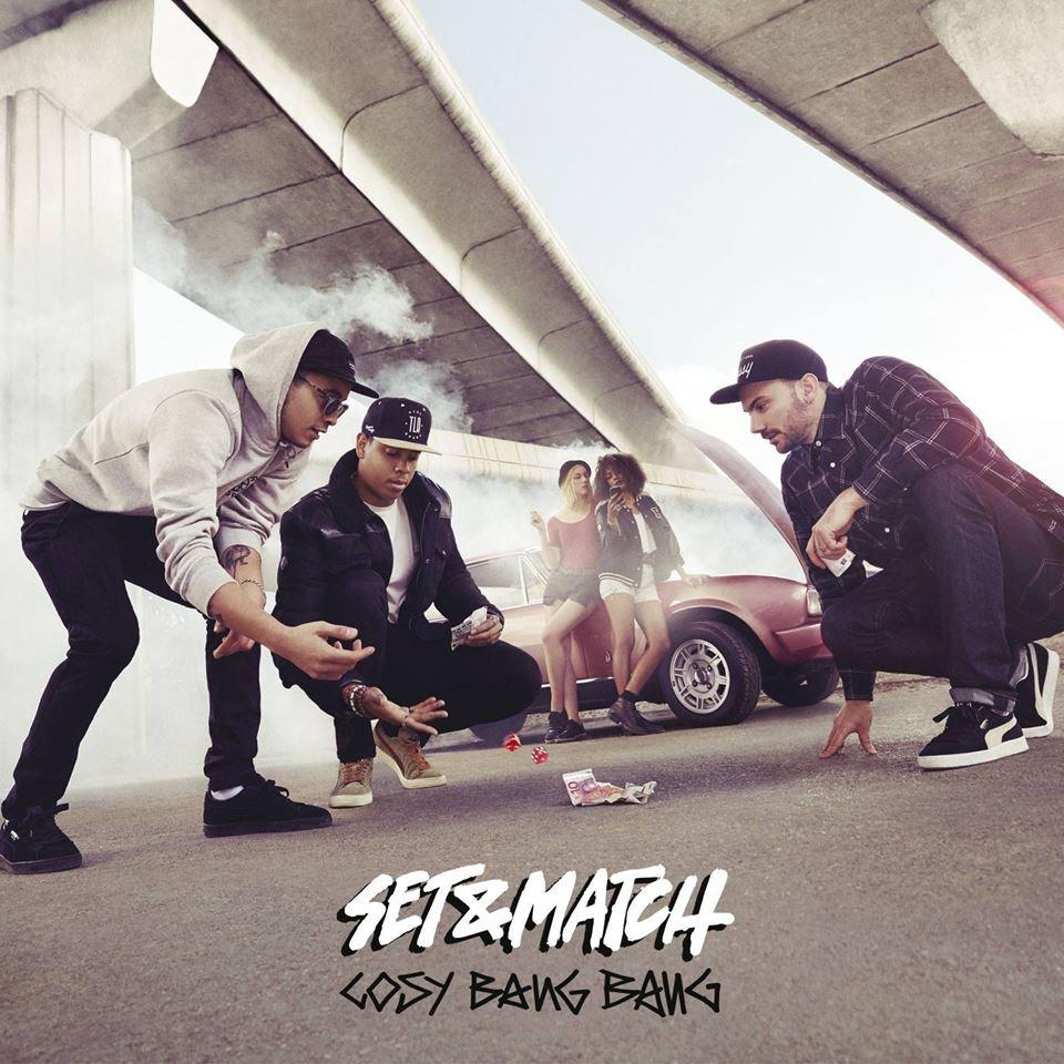 Set&Match sort leur premier album #CosyBangBang