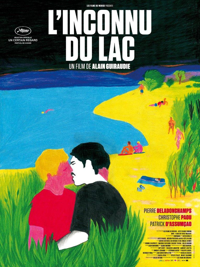 """""""L'inconnu du Lac"""" d'Alain Guiraudie ou la fragilité de notre être est de ne jamais savoir qui nous sommes réellement !"""