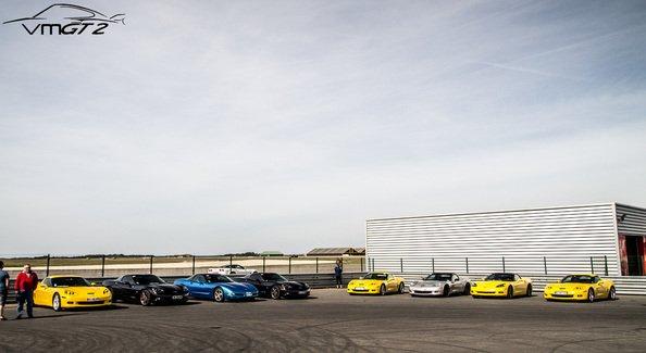 60 ans de la Corvette Circuits LFG - WeAreSpotters
