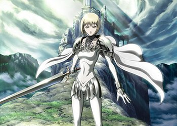Claymore en streaming - Episode 001 - DpStream