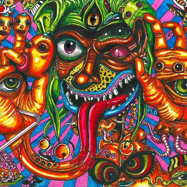 Netzer Battle / Dr Frenkenstein Acid / Original Acid Mix