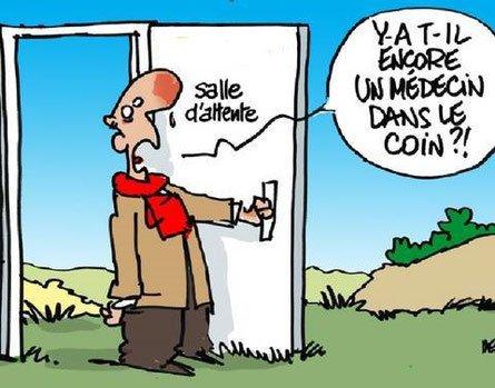 Des centres de santé dans l'Indre, c'est possible !