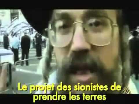 Un Juif témoigne : « Le problème, c'est le sionisme ! » [Vidéo]