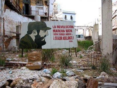 ‒ ¡Te has puesto árida Cuba!