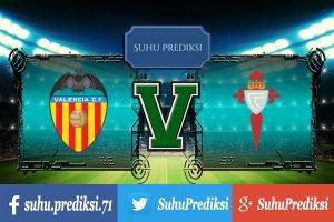 Prediksi Bola Valencia Vs Celta De Vigo 7 April 2017