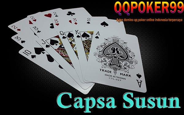 Download Game Capsa Susun Online Terpercaya