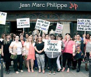 40 femmes rondes défilent à Paris pour Jean-Marc Philippe - Mode - Version Femina