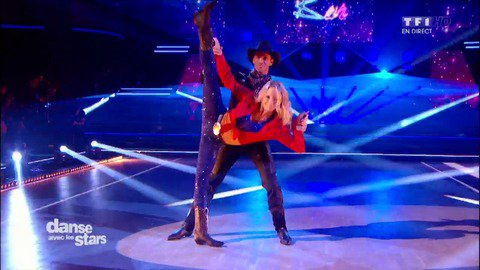 Vidéo Une danse Country pour Tonya Kinzinger et Maxime Dereymez sur « Wake me up » (Avicii) - Danse avec les Stars - Replay TV