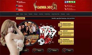 DEWA303: Situs Resmi www.maindulu.com Link Alternatif SBOBET