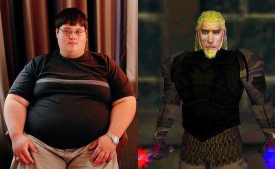 Alter Ego – Comparaison entre des gamers et leurs avatars – par Robbie Cooper | Ufunk.net