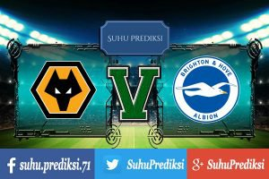 Prediksi Bola Wolverhampton Wanderers Vs Brighton & Hove Albion 14 April 2017