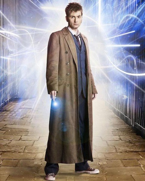 Tenth Doctor Who Coat