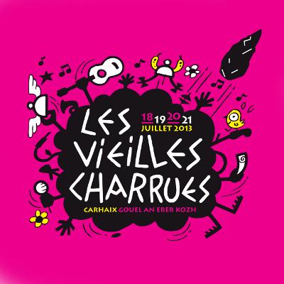 Les Vieilles Charrues 2013