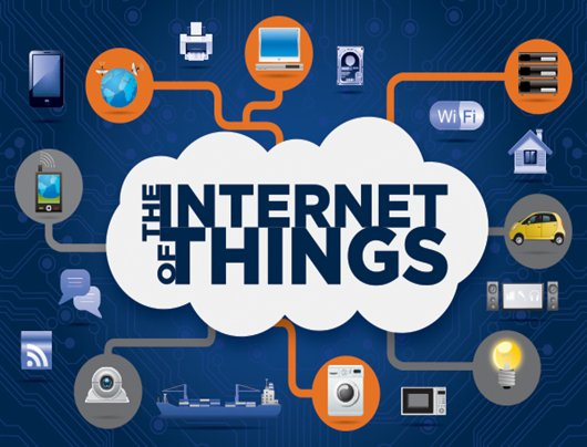Three key segments of the real Internet of things