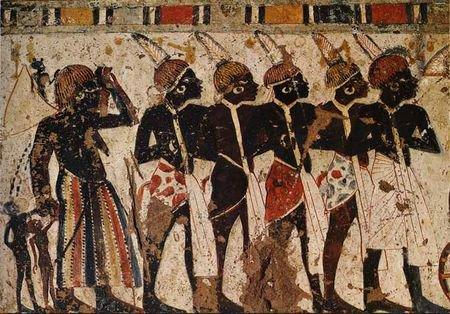 histoire secrète : Les pharaons noirs de la haute égypte
