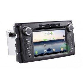Android 4.0 Auto DVD Player GPS Navigationssystem für Mercedes-Benz Smart(2006 2007 2008 2009 2010)
