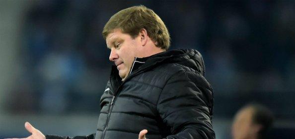 Vanhaezebrouck se demande qui a payé les transferts du Standard