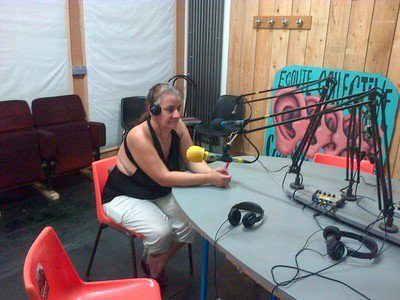 Intervention Sur Radio Galère Marseille 11 Août 2014