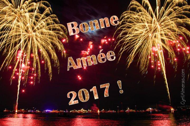 Bonne année à tout monde