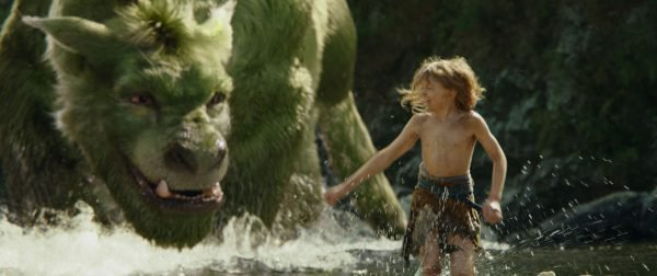 Sinopsis Pete's Dragon