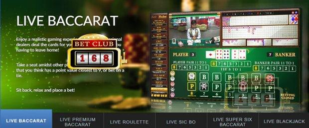Situs Baccarat Online Terfavorit Bonus Terbanyak 2018