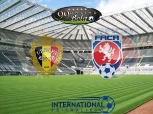 Prediksi Belgium Vs Ceko 6 Juni 2017