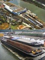 Meusam - Le chantier naval Meuse et Sambre