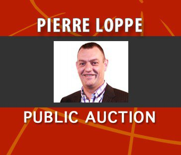 TOTAL PUBLIC AUCTION: The late PIERRE LOPPE