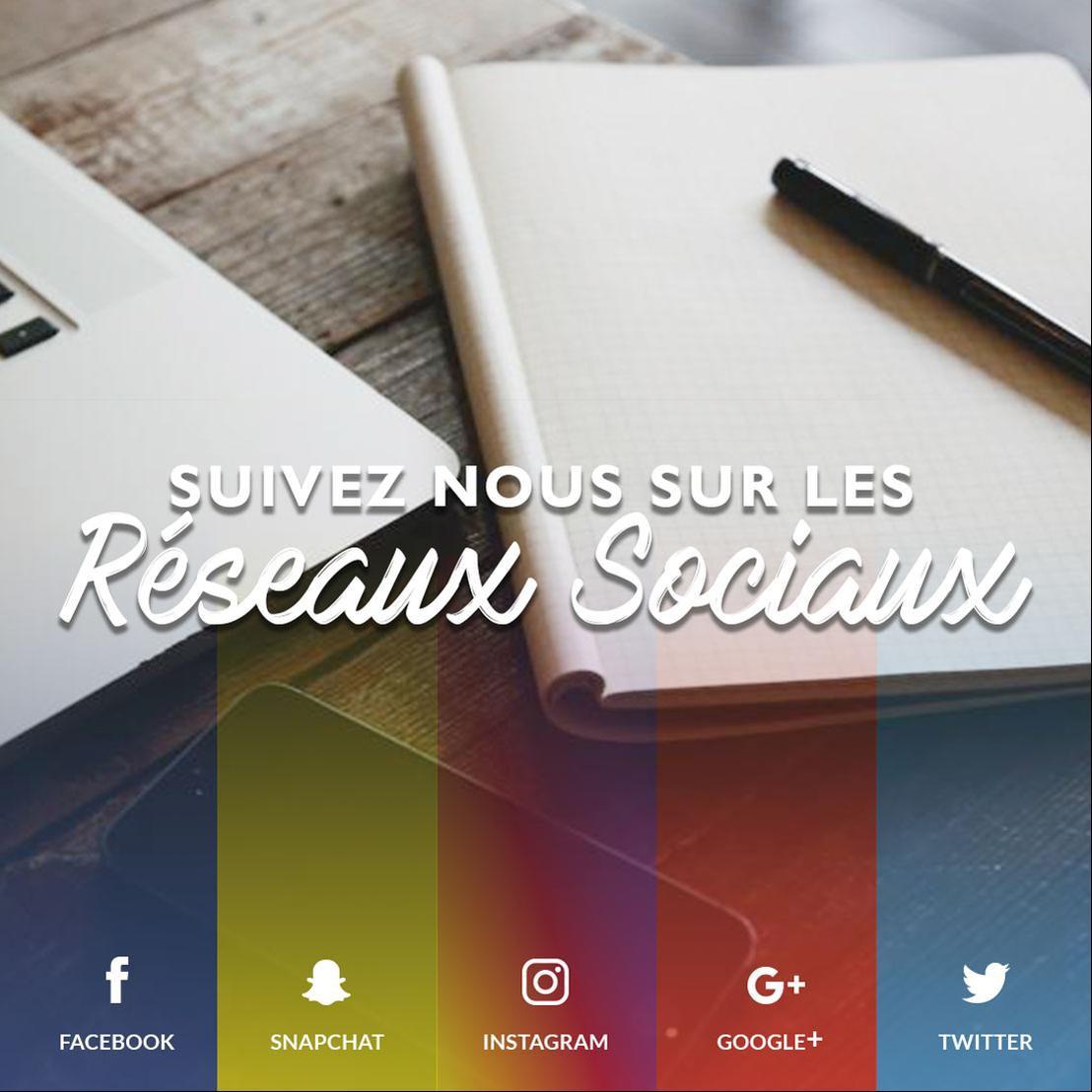 Suivez-nous sur les réseaux sociaux ! de TopChrétien - Qui sommes-nous ? - Actualités — TopChrétien