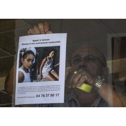 Disparition de Maëlys : le village de Pont-de-Beauvoisin se mobilise