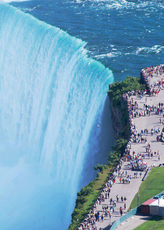 Niagara falls... Canada... just amaizing... superlike ♥