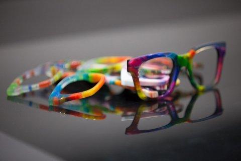 Safilo produziert mit 3D-Drucker J750 von Stratasys Brillengestelle für Top-Modemarken in Rekordzeit - 3Druck.com