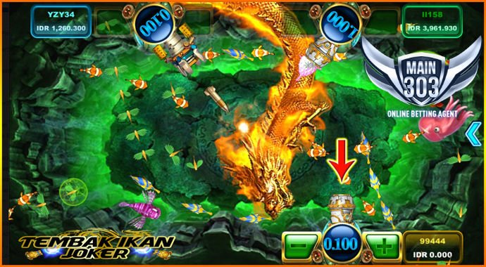 Cara Membunuh Naga Dalam Judi Tembak Ikan Joker123