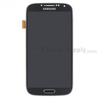 OEM Samsung Galaxy S4 SCH-I545 LCD Screen and Digitizer Assembly with Front Housing