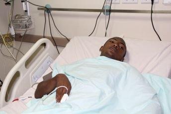 COMORES : Le récit d'Assad Ibrahim, l'élève blessé par balle lundi