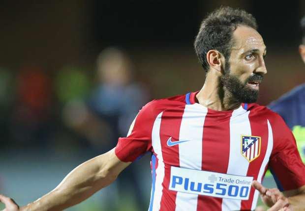 """Atlético Madrid, Juanfran """"Le Ballon d'Or est pour Antoine Griezmann"""""""