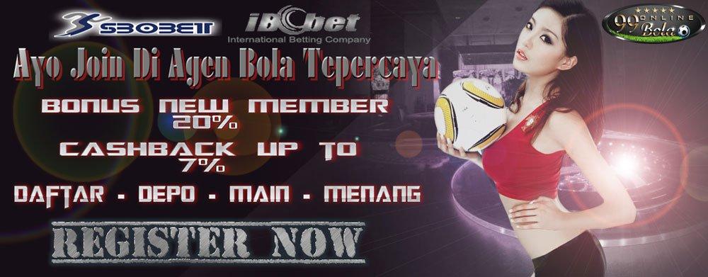 Agen Judi Bola Online Terpercaya di Indonesia | 99 Bola